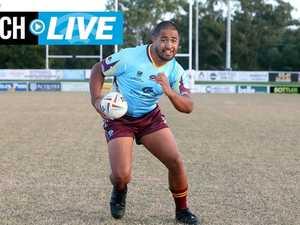 LIVE: Allan Langer Trophy & Kevin Walters Cup - Marsden vs Keebra Park