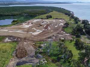 Extra 29 blocks on table for Pappy's Beach estate