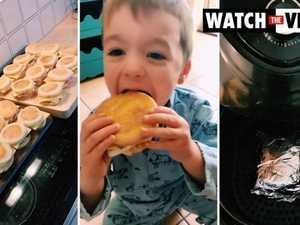 Mum shares 'genius' air fryer meal prep