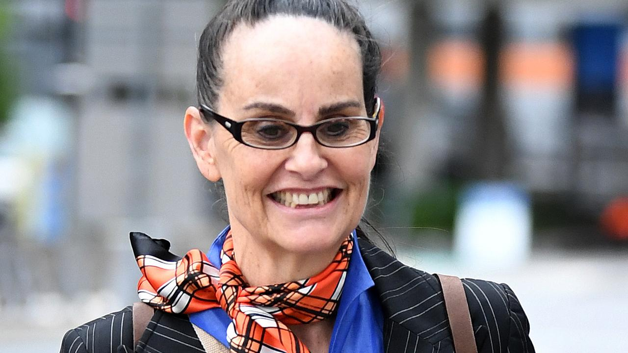 Former Logan council CEO Sharon Kelsey. File picture: NCA NewsWire / Dan Peled
