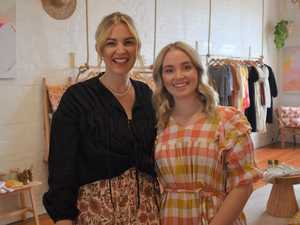 Hairdressing cousins open new clothing store above salon