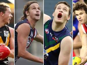 Your ultimate guide to the AFL's mid-season draft