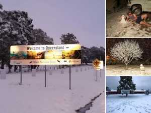 Why we can't wait for snow to arrive in Qld