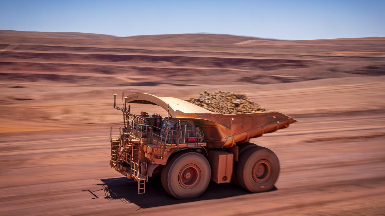 Spot iron ore prices have surged 10.3 per cent higher and are 43 per cent above Macquarie Research's calendar 2021 forecasts.