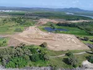 Hill cleared for Pappy's Beach development at Shoal Point