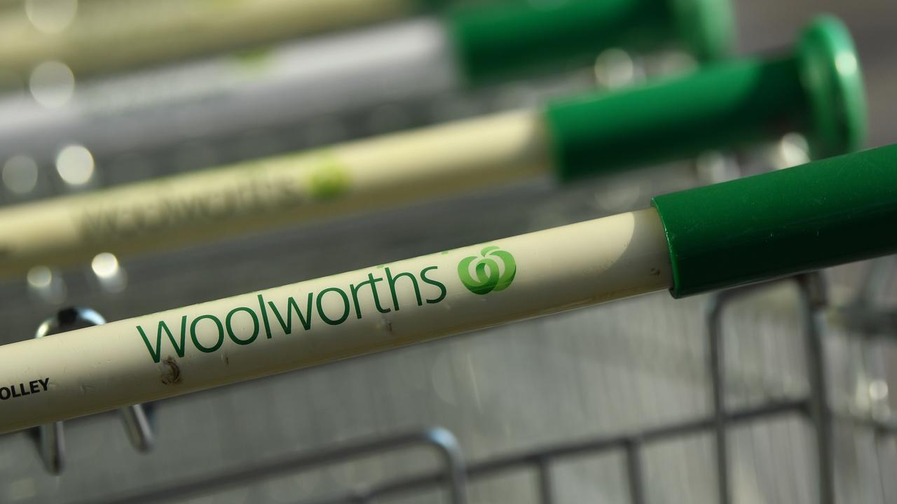 Woolworths is getting in on the fintech action. Picture: NCA NewsWire/Joel Carrett