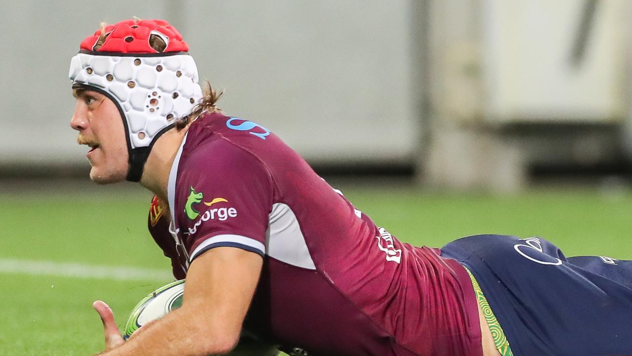 Super Rugby AU Rd 7 - Rebels v Reds