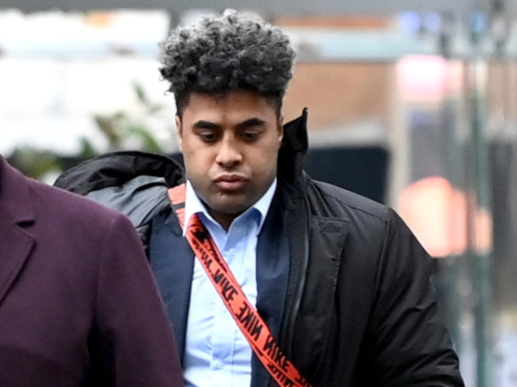 Michael Jennings is defending civil proceedings in the NSW District Court in which he has been accused of abusing his ex-wife. He has denied all allegations. Picture: NCA NewsWire/Jeremy Piper.