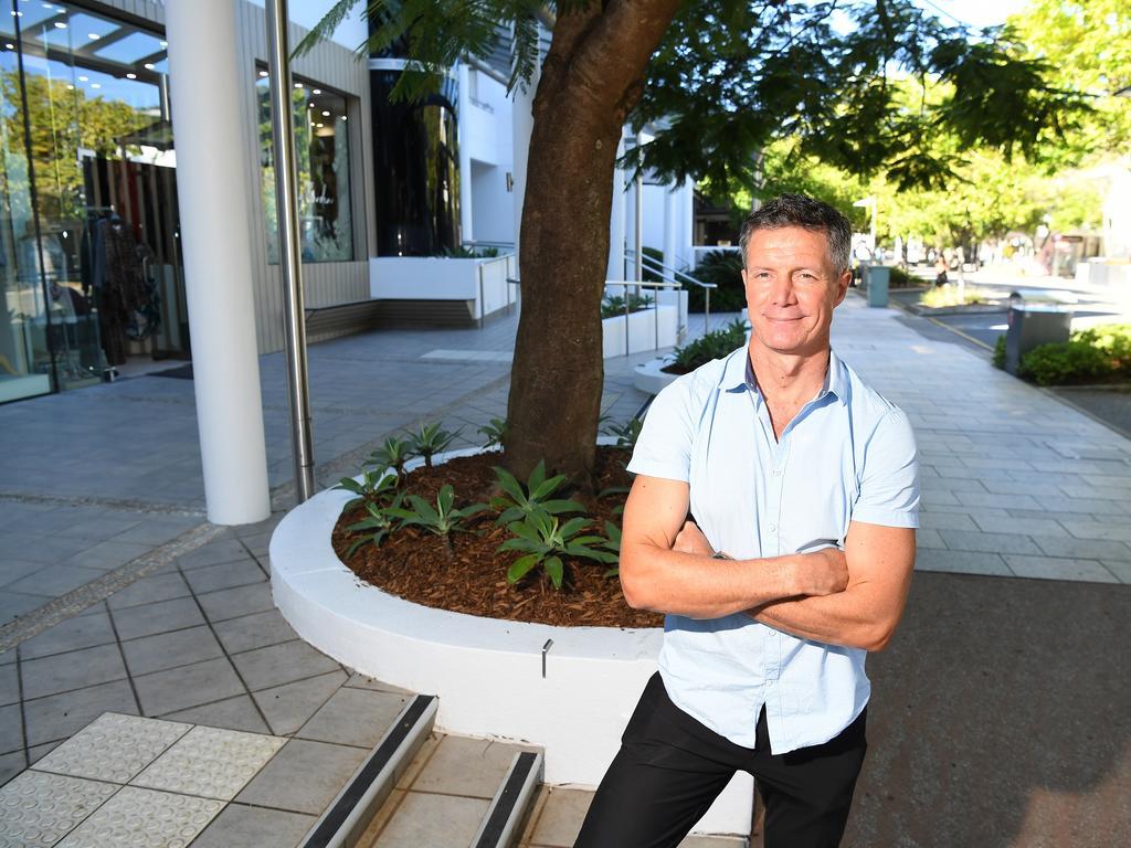 Dr Ian Norton has urged Sunshine Coast residents to get the Covid-19 jab.