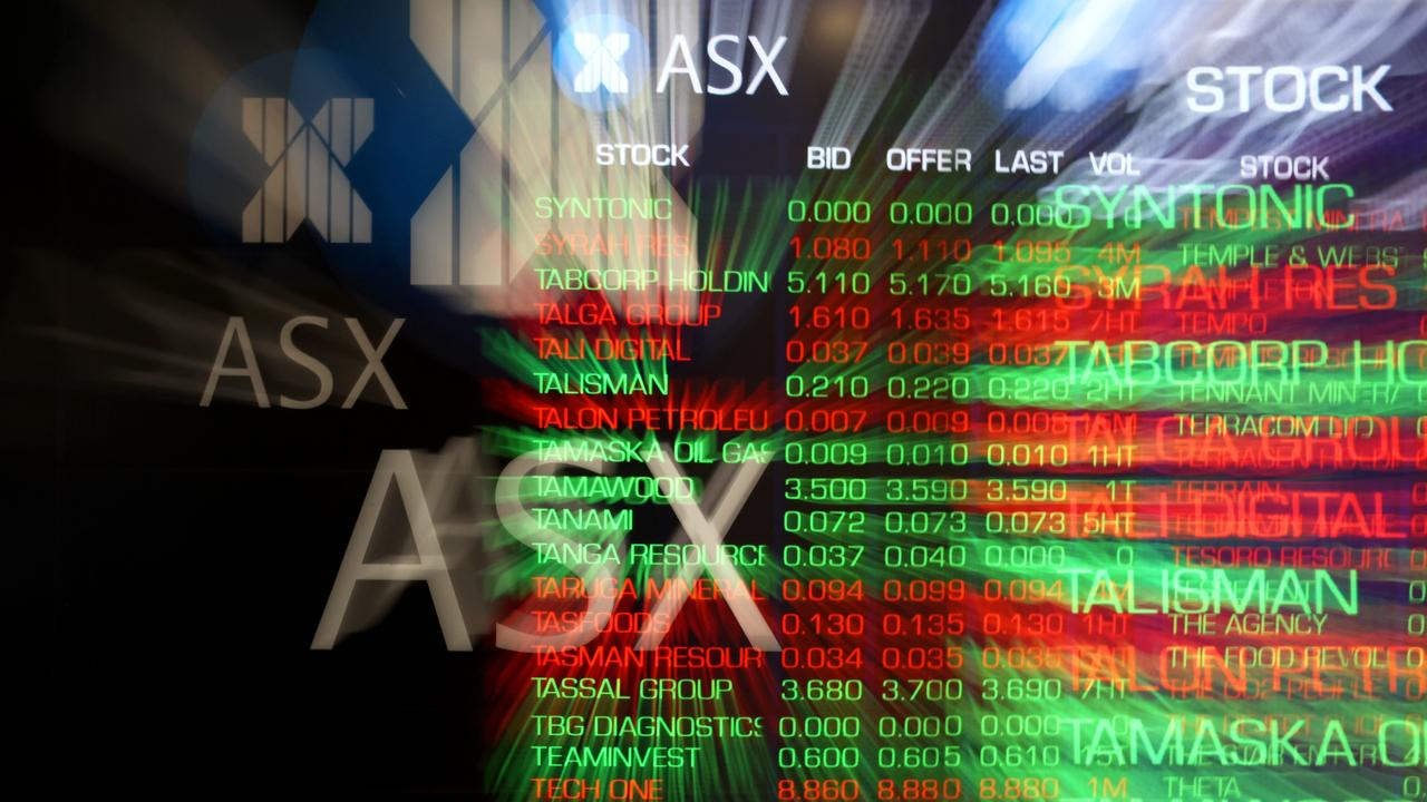 Staggeringly, the ASX set another record high for the second straight day. Picture: NCA NewsWire / David Swift