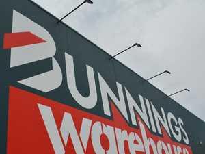 Bunnings, Kmart shopping frenzy wanes