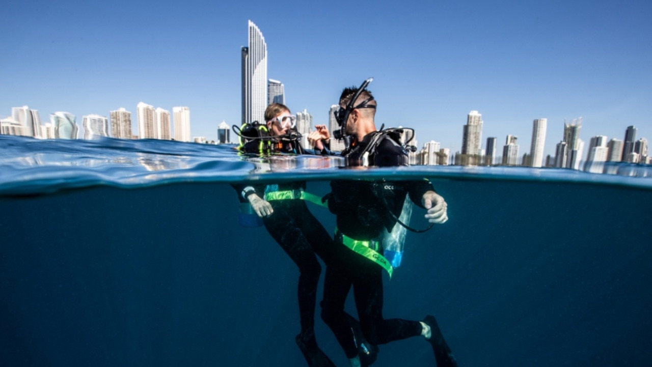 The holiday vouchers are aimed at helping the Gold Coast's struggling tourism industry.