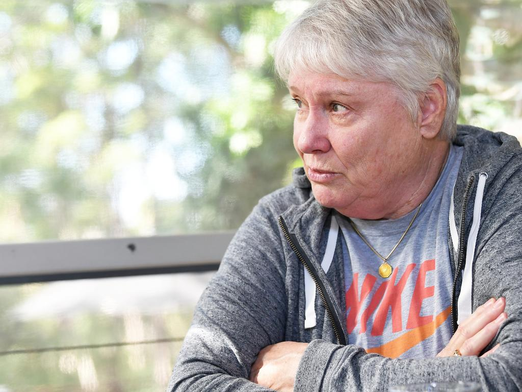 Three-time Olympic sprinter Raelene Boyle says she has mixed feelings about the possibility of a Brisbane Games in 2032. Picture: Patrick Woods.