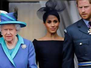 Queen's huge blow for Harry and Meghan