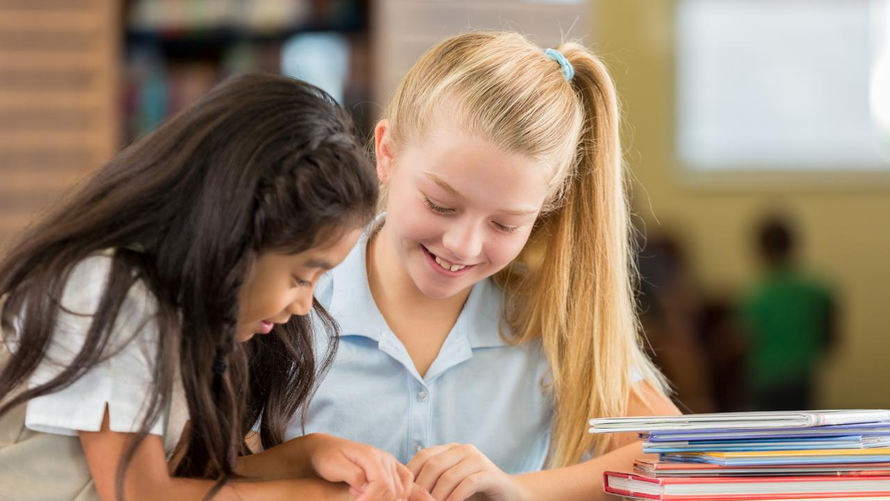 """English as a second language students must now be called """"emerging bilingual"""". Picture: iStock"""