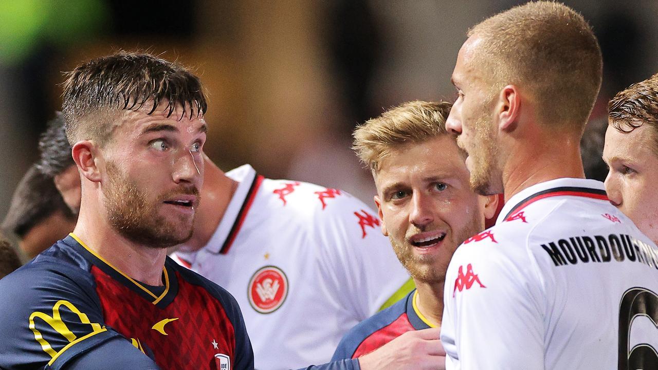 A-League - Adelaide v Western Sydney