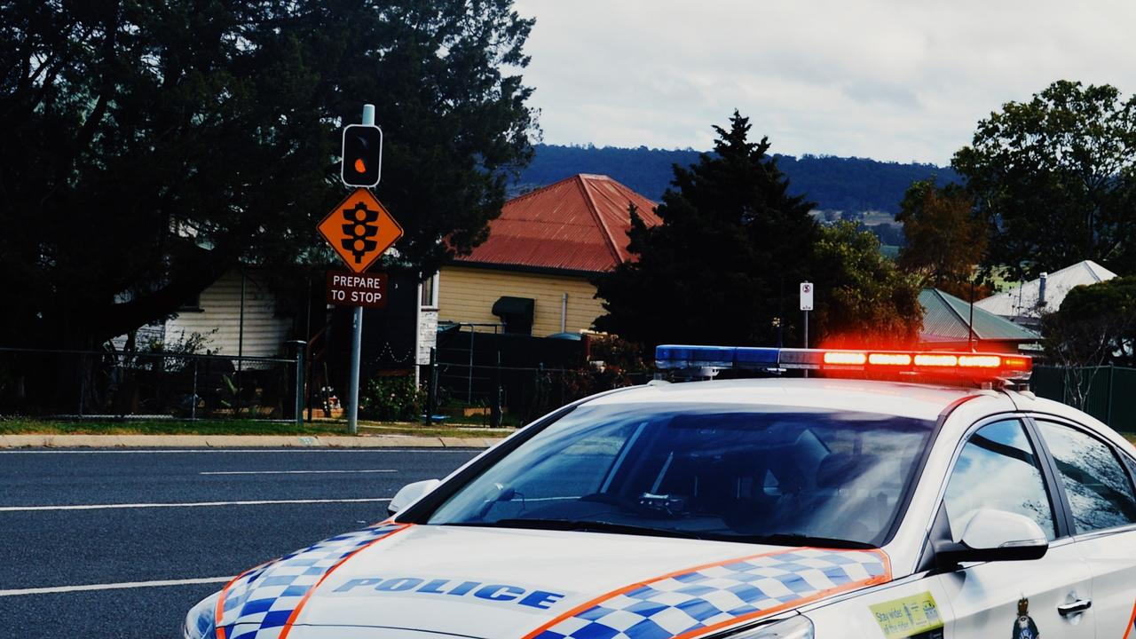 CAR CHASE: The Warwick man hit speeds of up to 150km/h in his attempts to evade police. Picture: Tessa Flemming / Warwick Daily News