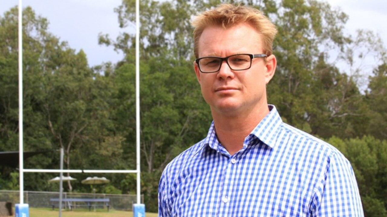 QRL Regional Manager Glenn Ottaway.