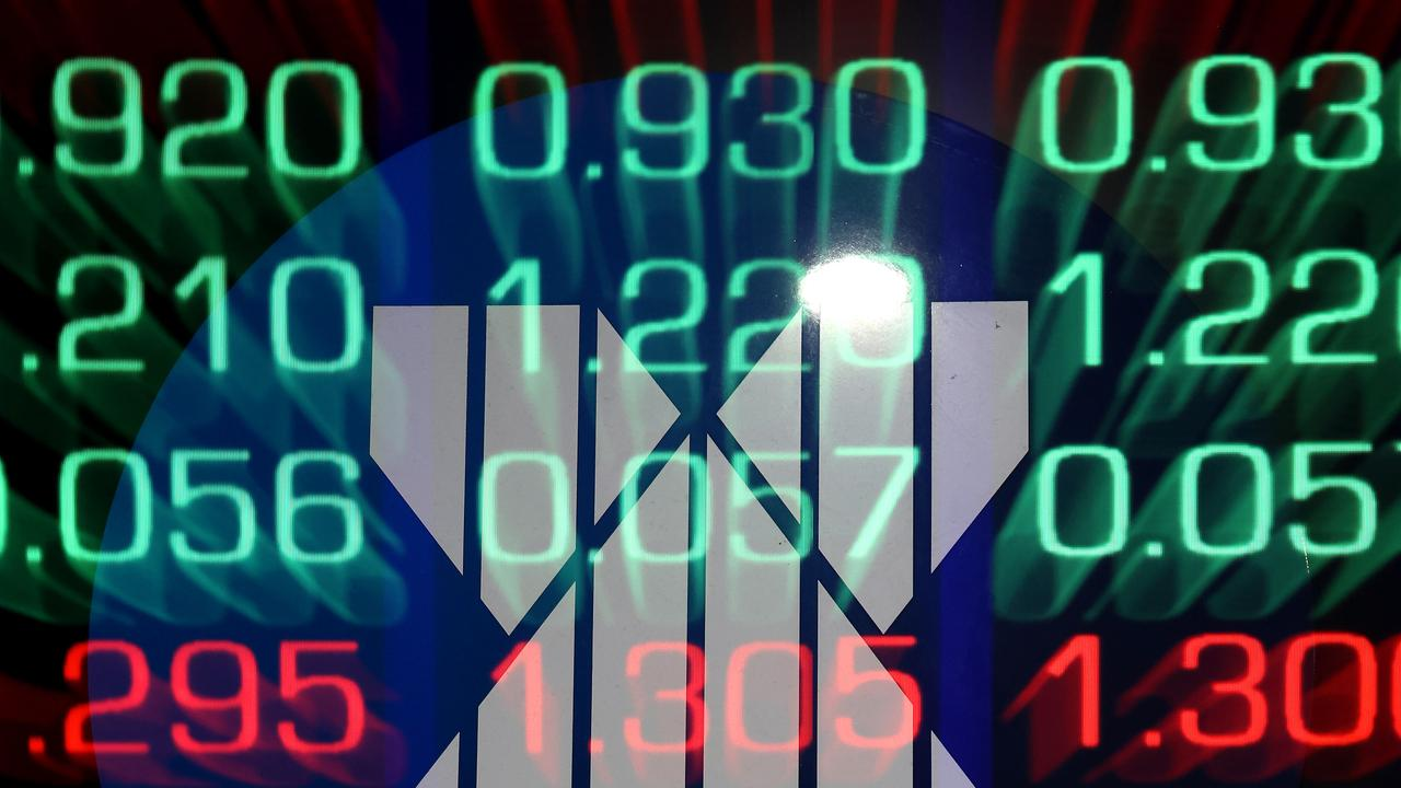 The Australian sharemarket keeps soaring to fresh record highs despite the ongoing Covid-19 turmoil. Picture: NCA NewsWire / David Swift