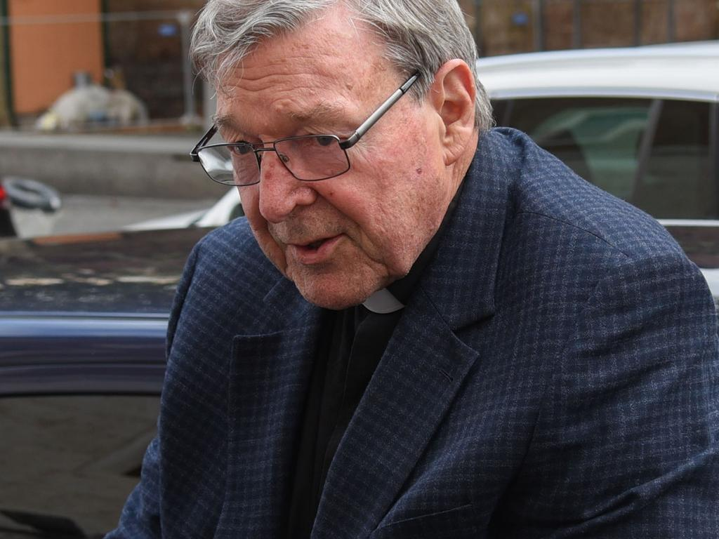 Ms Shaw invoked the case of Cardinal George Pell when arguing reasons why the case against her client should be dropped. Picture: Victor Sokolowicz