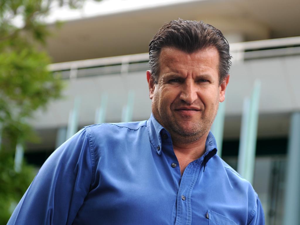 Brain Injury Australia executive officer Nick Rushworth. Picture: Ian Svegovic