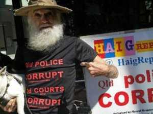 Political sign writer appeals $30,000 fine