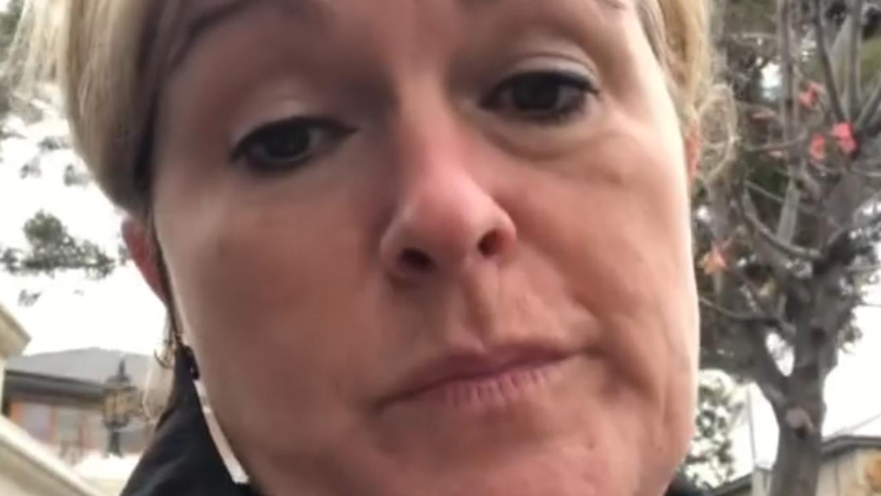 Karen from Brighton has made a plea to Gladys Berejiklian. Picture: Instagram