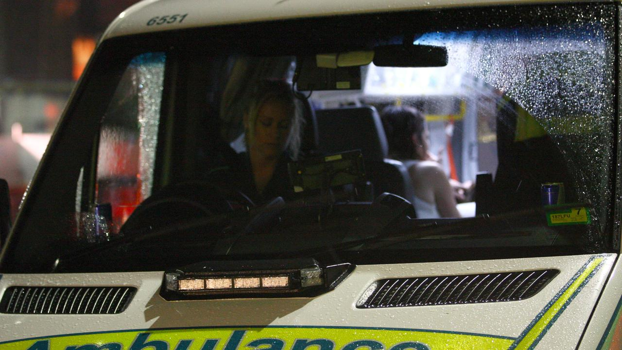 A man has been taken to hospital after his vehicle collided with a tree on the Sunshine Coast. Picture: File.