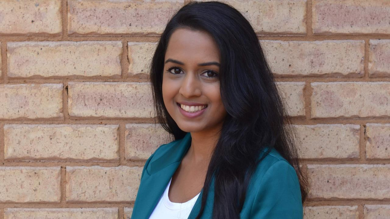 Paridhi Jain, founder of SkilledSmart, is seeing a growing interest in financial management among young adults. Picture: Supplied