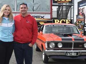 Why 'petrol head' deputy mayor is so excited for Winternats