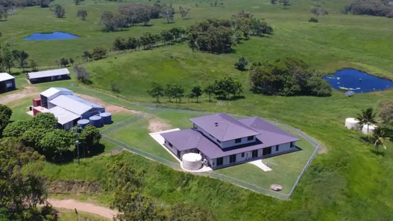 167 Grasstree Beach Road in the Sarina region was sold before auction for $4 million. Picture: Ray White Rural Sarina.