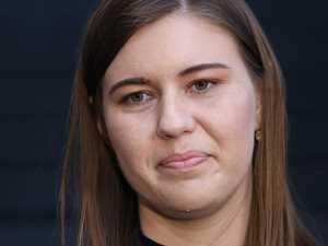 'Unrelenting pressure' puts Brittany Higgins in hospital