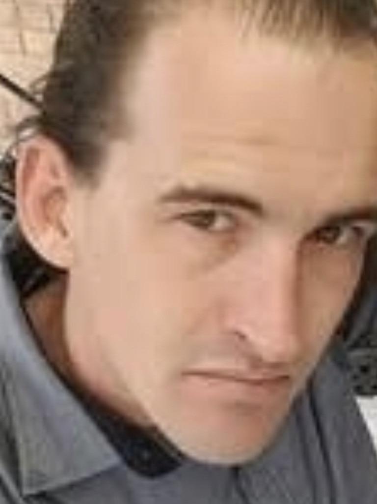 Prison murder victim Duke Schafer, 36.