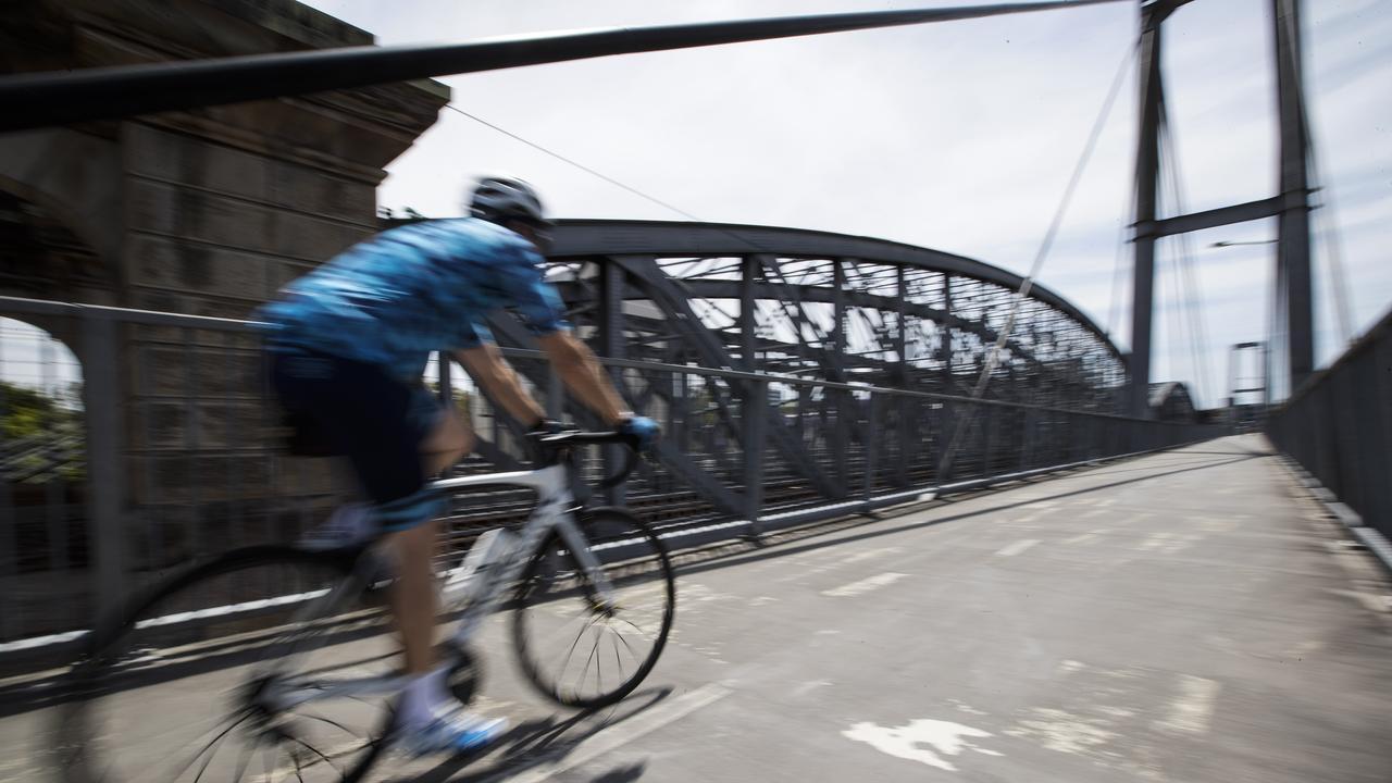 A cyclist and a pedestrian allgedly got into a fight in Baringa on May 29. Picutre: Attila Csaszar