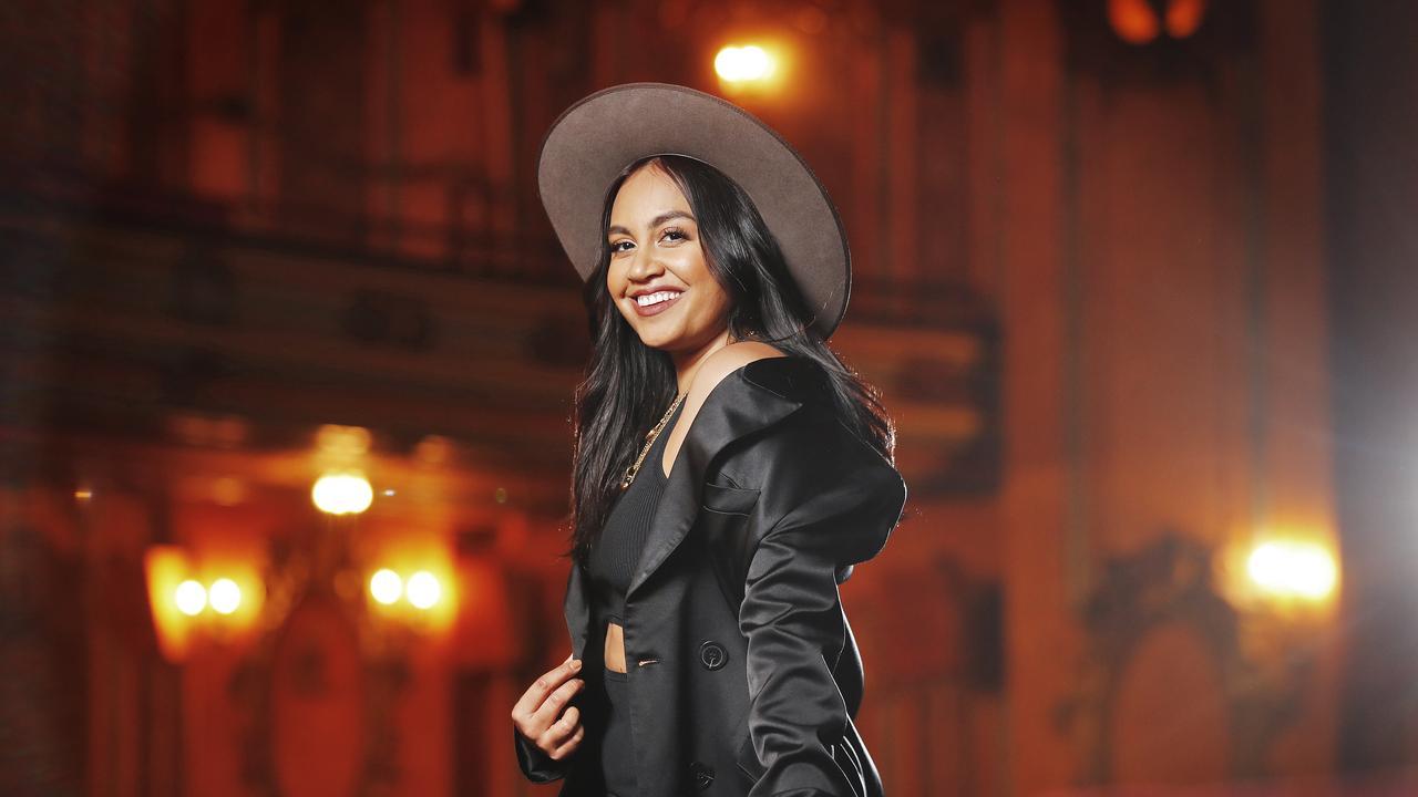 Jessica Mauboy.. Picture: Sam Ruttyn