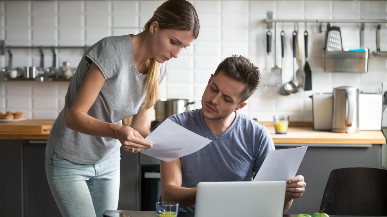 Adding some debts to your mortgage may increase the pain. Picture: iStock.