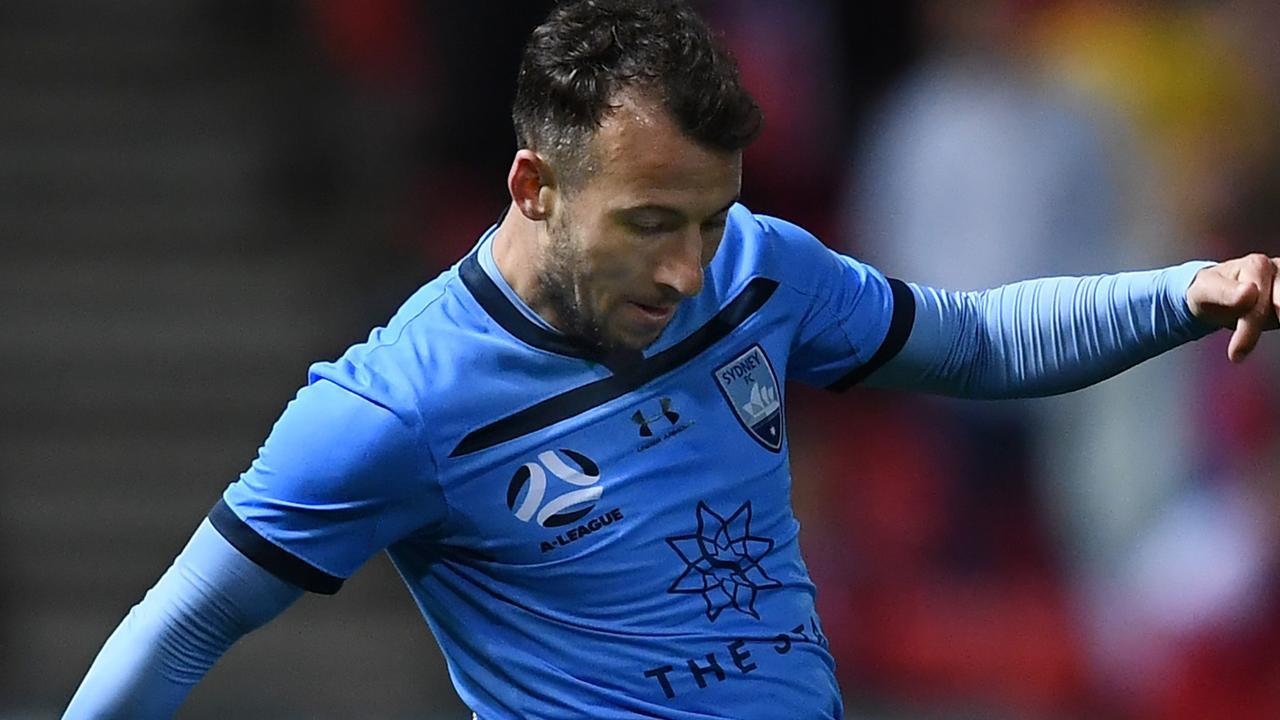 A-League - Adelaide v Sydney