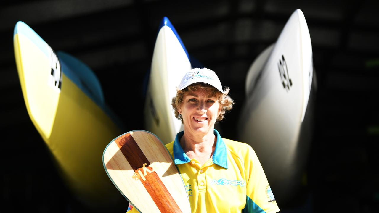 Race co-ordinator Kathy Barsby says the 2021 National Marathon Championships and Race 1 of the Ocean Downwind Series have attracted high-calibre paddlers from across the country.