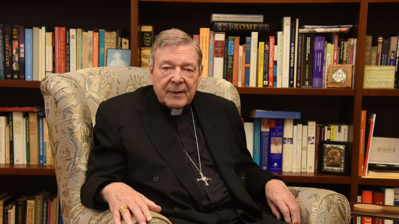 Cardinal George Pell was acquitted of all the charges in the country's highest court. Picture: Victor Sokolowicz