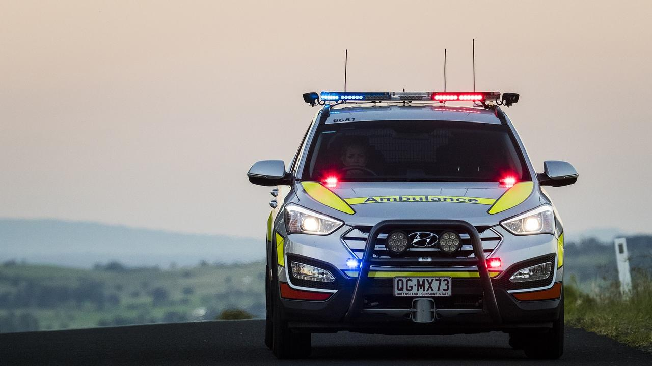 Emergency services were kept busy across the Sunshine Coast on Friday morning attending a spate of crashes across the region. Picture: File.