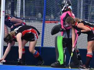 Two semi-finalists decided at Qld schools hockey champs