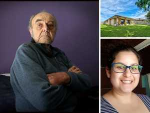 Grandfather sues granddaughter over home