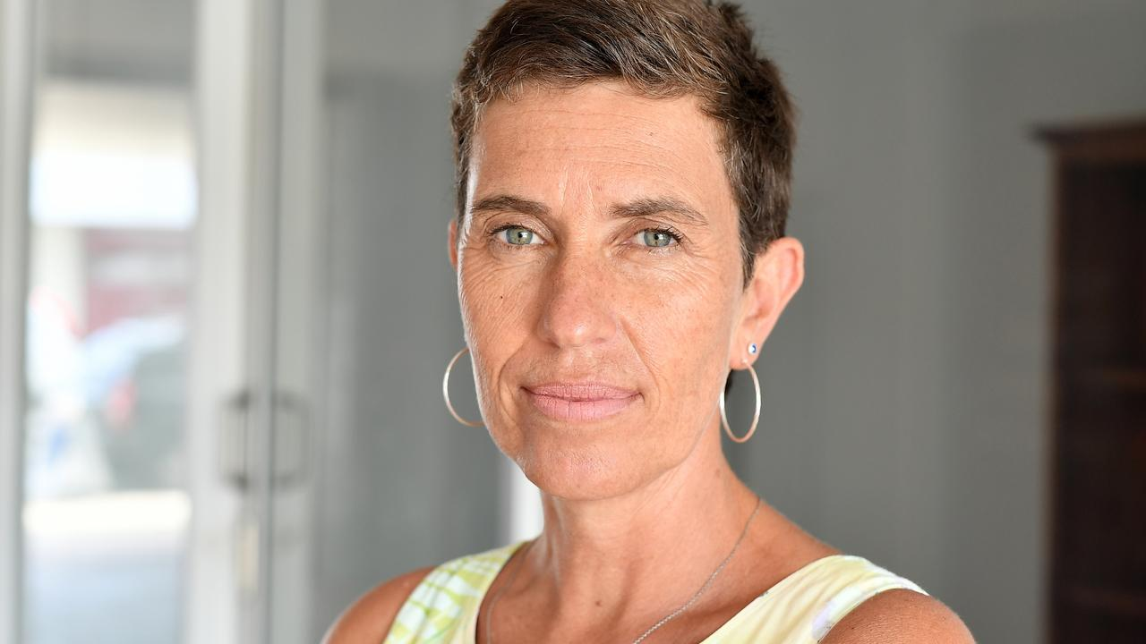 Kathy Sundstrom is a former Sunshine Coast Daily journalist who now works at identity and cyber support service IDCARE. Picture: Patrick Woods.