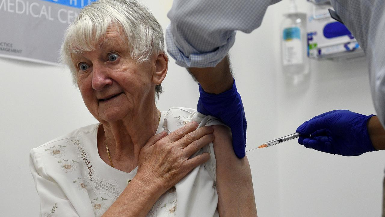 Shocking new statistics show that tens of thousands of aged-care residents in Australia are refusing to be vaccinated.