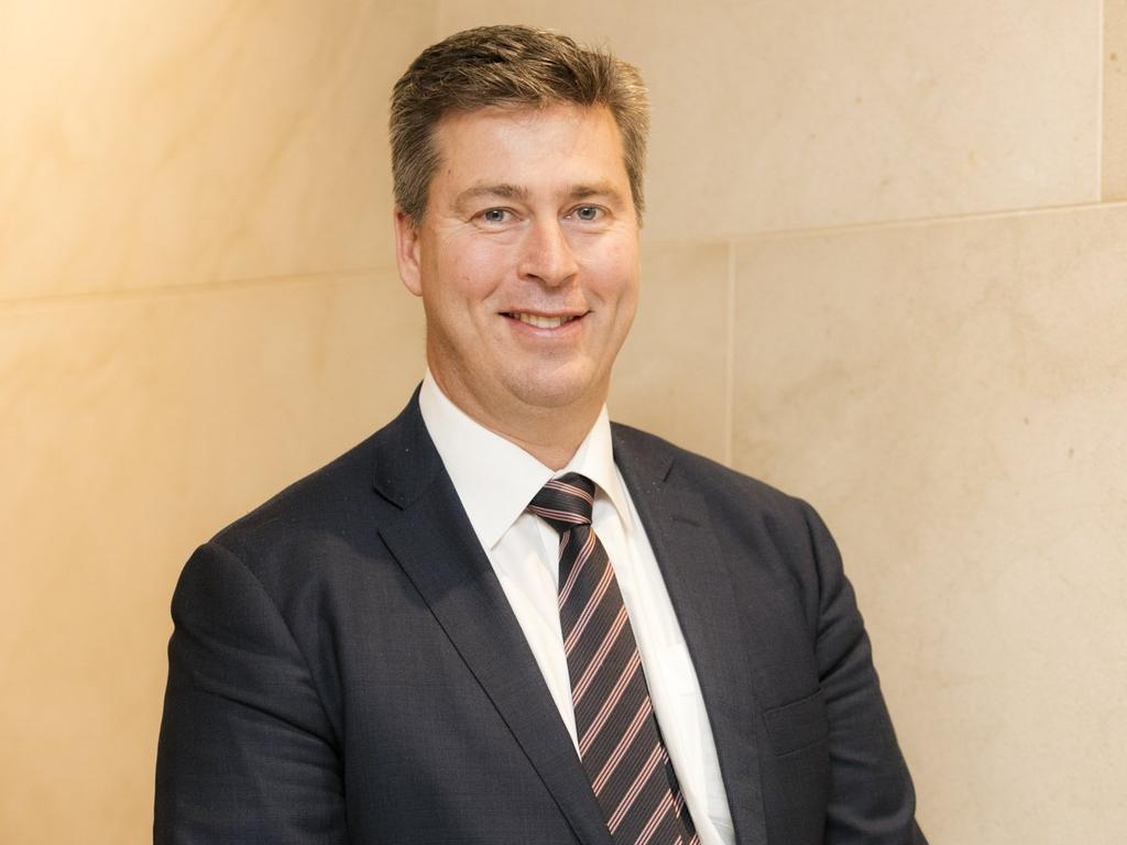 Tim Reardon, chief economist at Housing Industry Association. Picture: Supplied
