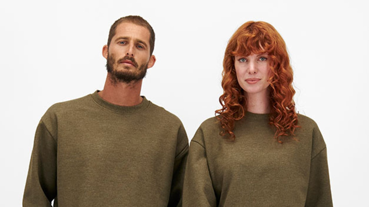 """Bonds Australia has released a new line of clothes they're calling """"genderless"""" – the ultimate answer to a question nobody asked, says Joe Hildebrand."""