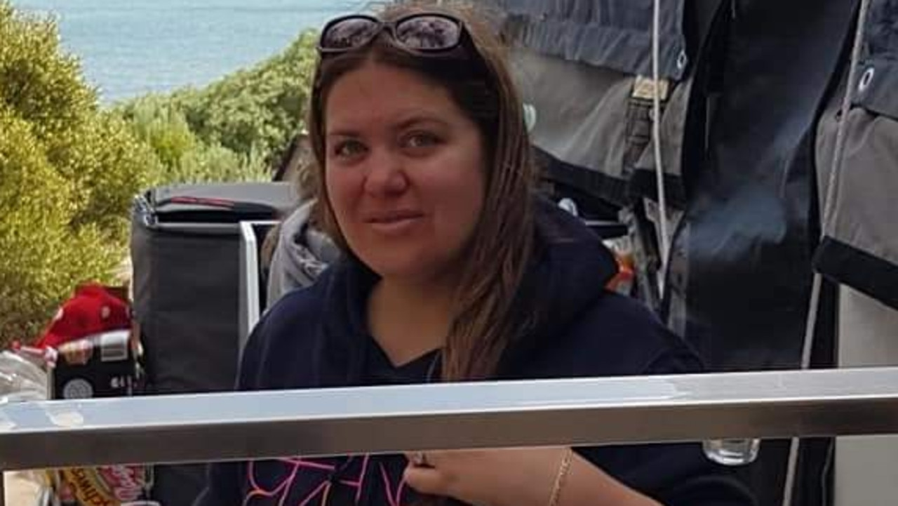 """Cassie Ralis went on to lose 30kg after an """"shameful"""" holiday photo prompted the mother-of-two to turn her life around."""
