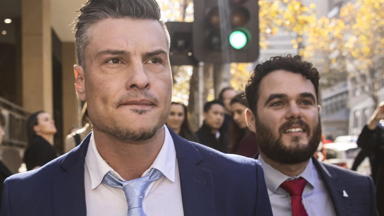 Ben Ungermann's victim has broken her silence and says she will never forgive him. Picture: NCA NewsWire/Daniel Pockett