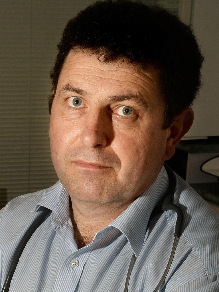 Dr Mark Hobart.