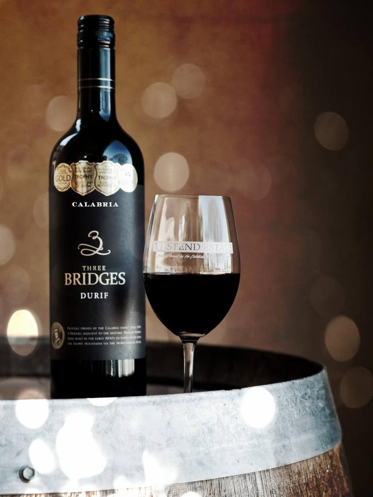 The 2019 Calabria Three Bridges Durif is an affordable and perfectly palatable option